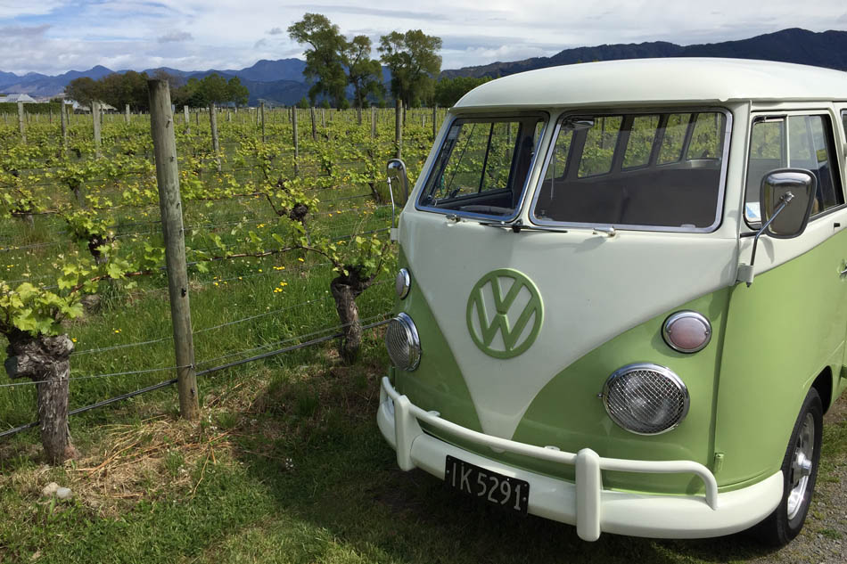 Customised private wine and scenic tour