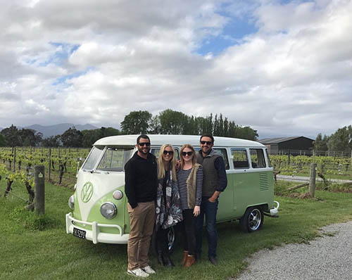 marlborough wine tour vw
